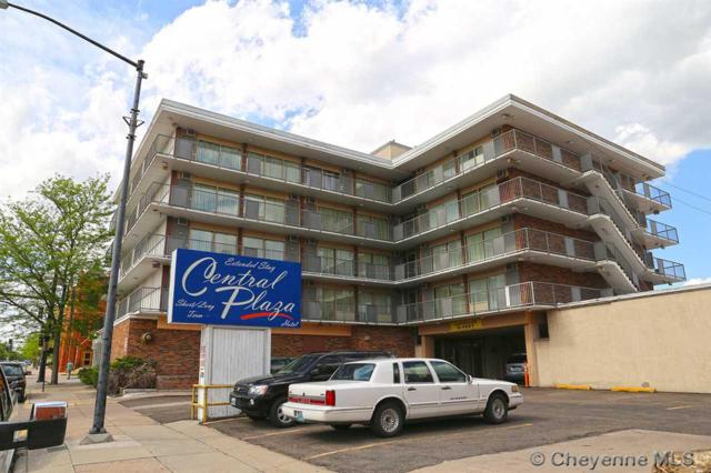 1719 Central Ave, Cheyenne, WY 82001 (MLS #68149) :: RE/MAX Capitol Properties