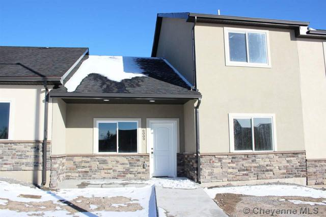 6009 Sycamore Rd, Cheyenne, WY 82009 (MLS #69236) :: RE/MAX Capitol Properties