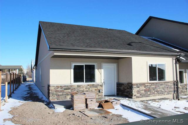 6011 Sycamore Rd, Cheyenne, WY 82009 (MLS #69238) :: RE/MAX Capitol Properties