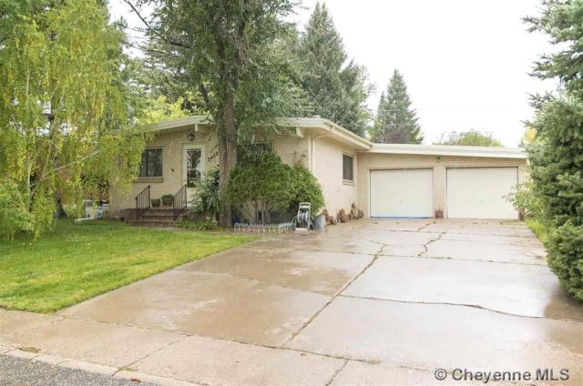 3422 Green Valley Rd, Cheyenne, WY 82001 (MLS #69527) :: RE/MAX Capitol Properties