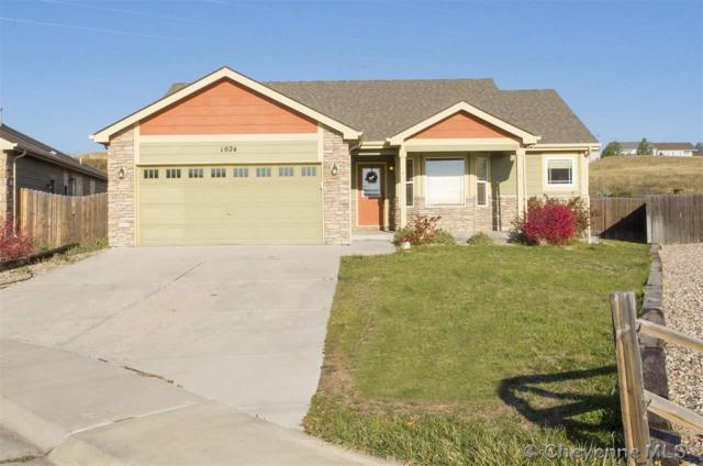 1024 Concerto Ln, Cheyenne, WY 82007 (MLS #69539) :: RE/MAX Capitol Properties