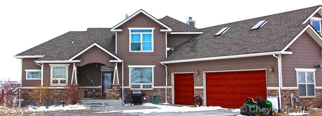 6701 Telluride Dr, Cheyenne, WY 82009 (MLS #70328) :: RE/MAX Capitol Properties