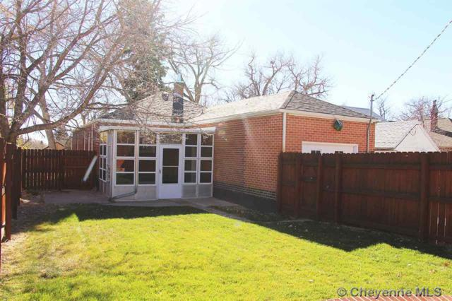 420 W 1ST AVE, Cheyenne, WY 82001 (MLS #70406) :: RE/MAX Capitol Properties