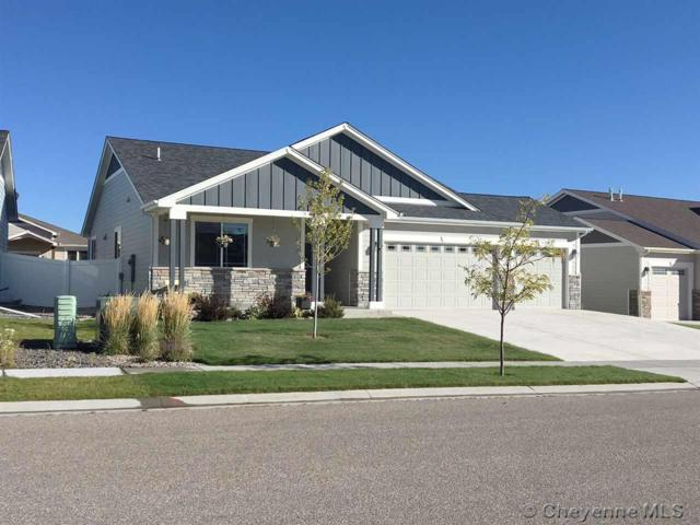1220 Jessi Dr, Cheyenne, WY 82009 (MLS #70563) :: RE/MAX Capitol Properties