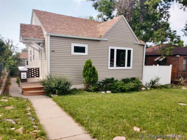 1809 Cheyenne Pl, Cheyenne, WY 82001 (MLS #71261) :: RE/MAX Capitol Properties