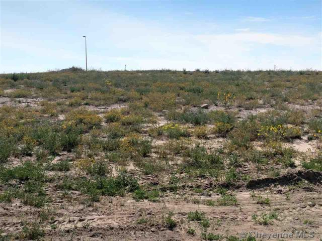 Lot 3 E 13TH ST, Cheyenne, WY 82001 (MLS #71474) :: RE/MAX Capitol Properties