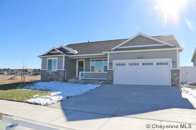 3619 Thomas Rd, Cheyenne, WY 82009 (MLS #71913) :: RE/MAX Capitol Properties