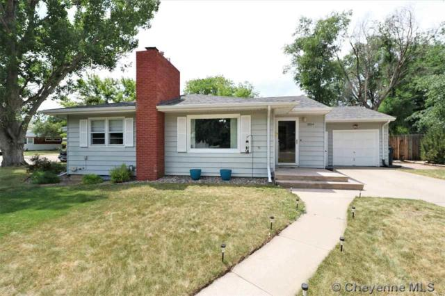 3504 Essex Rd, Cheyenne, WY 82001 (MLS #71975) :: RE/MAX Capitol Properties