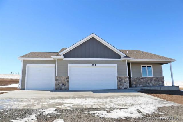 1882 Lauver Ln, Cheyenne, WY 82009 (MLS #72060) :: RE/MAX Capitol Properties