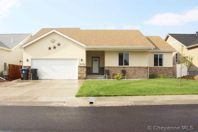 6506 Crossbow Trail, Cheyenne, WY 82001 (MLS #72488) :: RE/MAX Capitol Properties