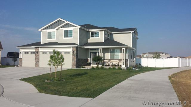 7104 Macy Pl, Cheyenne, WY 82009 (MLS #73419) :: RE/MAX Capitol Properties