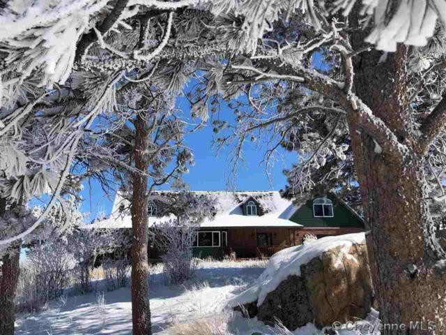 1341 Mahogany Ct, Cheyenne, WY 82009 (MLS #74011) :: RE/MAX Capitol Properties