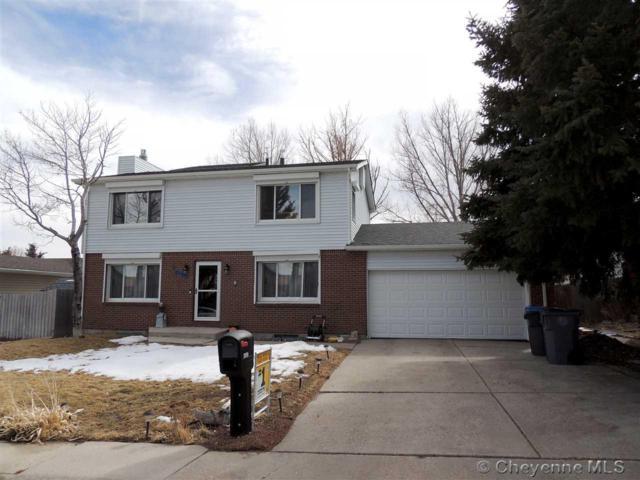 2009 Apache St, Cheyenne, WY 82009 (MLS #74309) :: RE/MAX Capitol Properties
