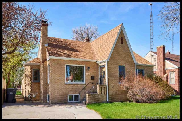 107 W 4TH AVE, Cheyenne, WY 82001 (MLS #74481) :: RE/MAX Capitol Properties