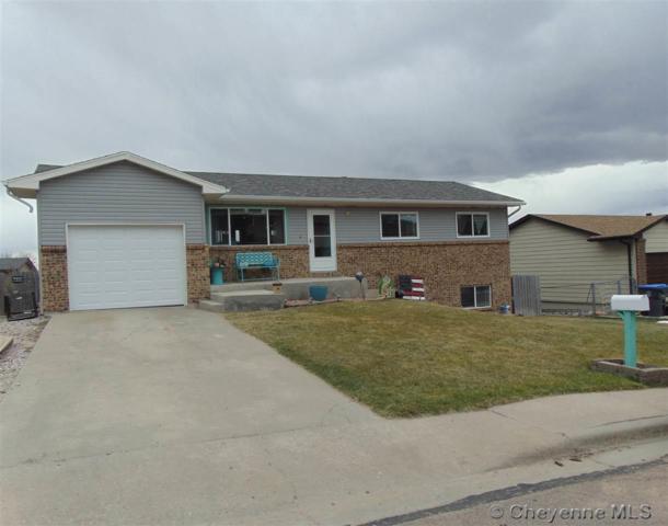4107 Clark St, Cheyenne, WY 82009 (MLS #74567) :: RE/MAX Capitol Properties