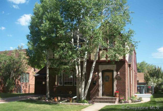 116 W 2ND AVE, Cheyenne, WY 82001 (MLS #74653) :: RE/MAX Capitol Properties