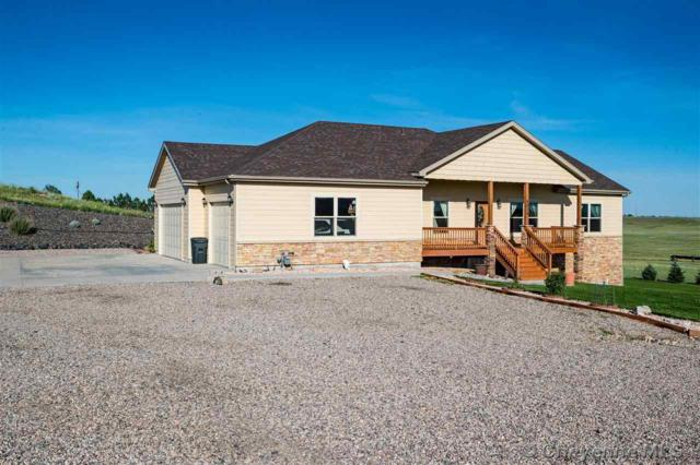 9879 Crystal Mountain Rd, Cheyenne, WY 82009 (MLS #75753) :: RE/MAX Capitol Properties