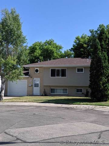4522 E 11TH ST, Cheyenne, WY 82001 (MLS #76028) :: RE/MAX Capitol Properties