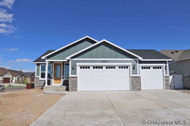 3625 Thomas Rd, Cheyenne, WY 82009 (MLS #76255) :: RE/MAX Capitol Properties