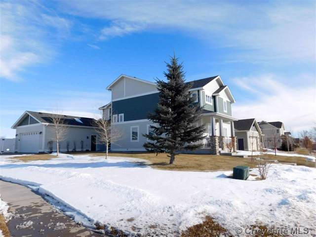 7167 Legacy Parkway, Cheyenne, WY 82009 (MLS #77183) :: RE/MAX Capitol Properties