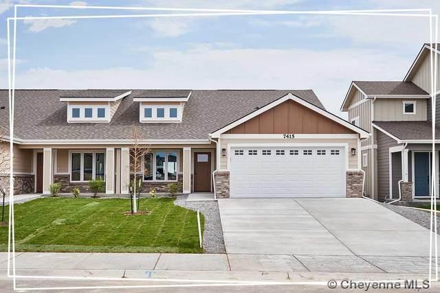 7415 Three Hearts Tr, Cheyenne, WY 82001 (MLS #78122) :: RE/MAX Capitol Properties