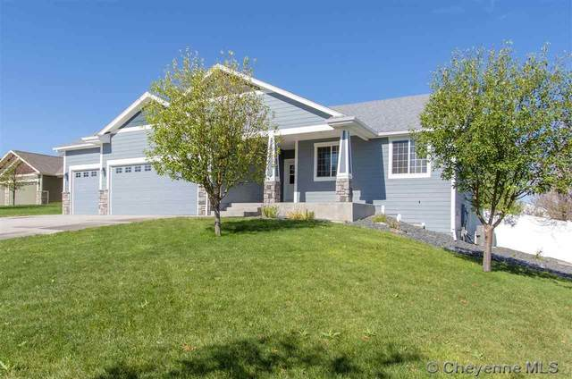 7534 Michelle Joy Heights, Cheyenne, WY 82009 (MLS #78883) :: RE/MAX Capitol Properties