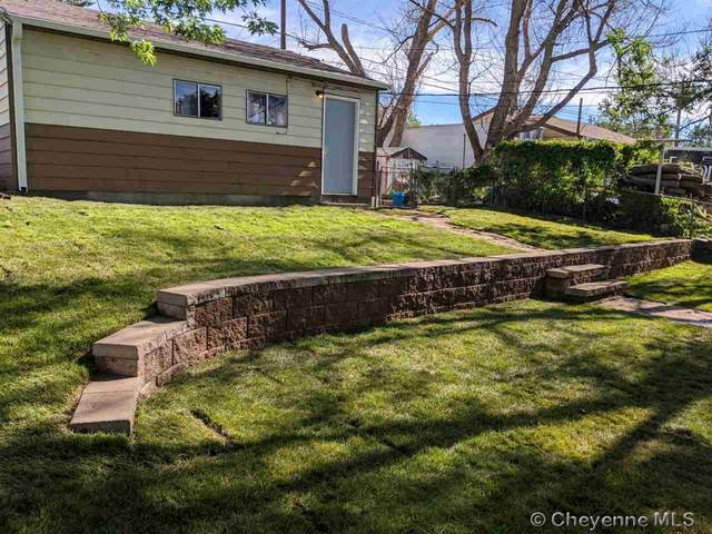 2718 E 8TH ST, Cheyenne, WY 82001 (MLS #78898) :: RE/MAX Capitol Properties