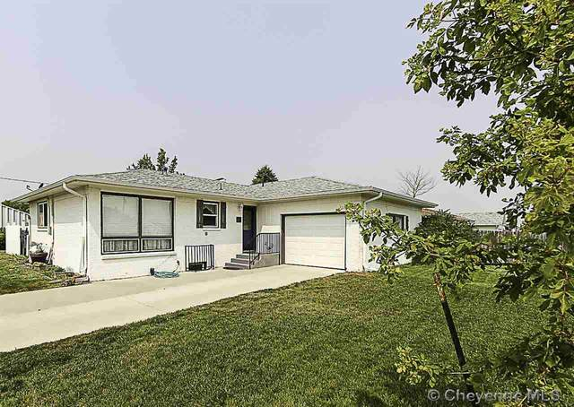 720 Simkins Ave, Pine Bluffs, WY 82082 (MLS #79579) :: RE/MAX Capitol Properties