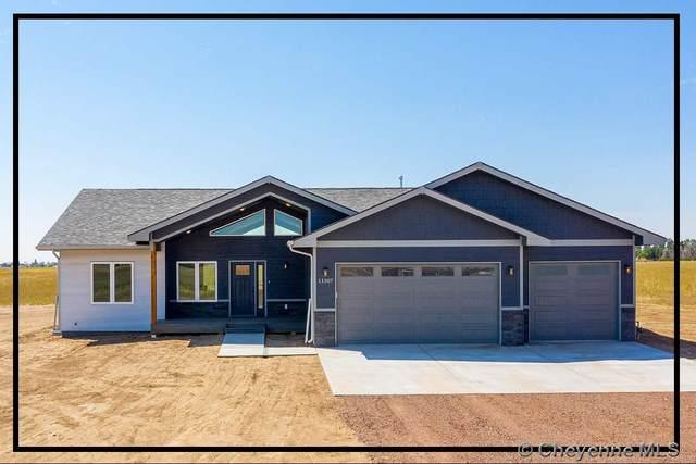 11609 Pitman Rd, Cheyenne, WY 82009 (MLS #79617) :: RE/MAX Capitol Properties