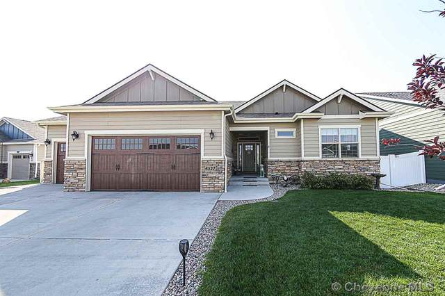 6527 Campfire Court, Cheyenne, WY 82009 (MLS #80095) :: RE/MAX Capitol Properties