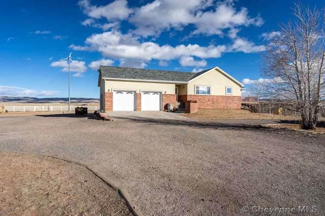 4321 Strom St, Laramie, WY 82070 (MLS #81239) :: RE/MAX Capitol Properties