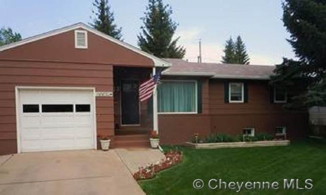 603 S 25TH ST, Laramie, WY 82070 (MLS #81747) :: RE/MAX Capitol Properties