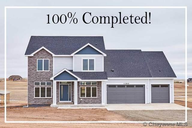 1390 Scenic Ridge Dr, Cheyenne, WY 82009 (MLS #81755) :: RE/MAX Capitol Properties
