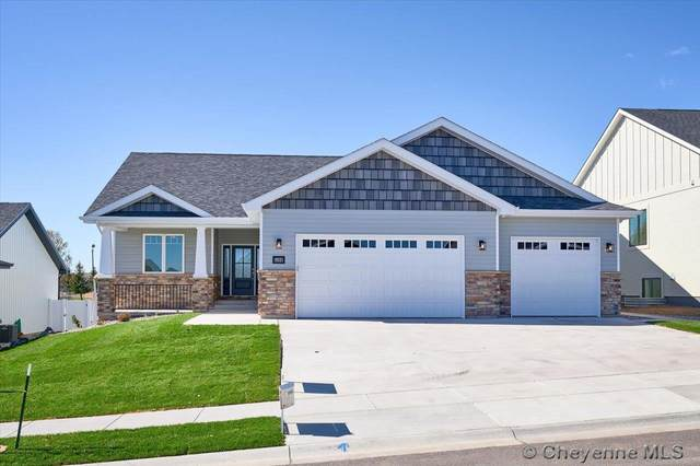 5806 Point Bluff, Cheyenne, WY 82009 (MLS #82642) :: RE/MAX Capitol Properties