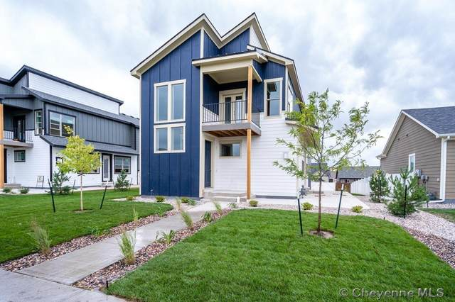 6519 Hitching Post Ln, Cheyenne, WY 82001 (MLS #83357) :: RE/MAX Capitol Properties