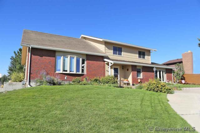 650 Vandehei Ave, Cheyenne, WY 82009 (MLS #69378) :: RE/MAX Capitol Properties