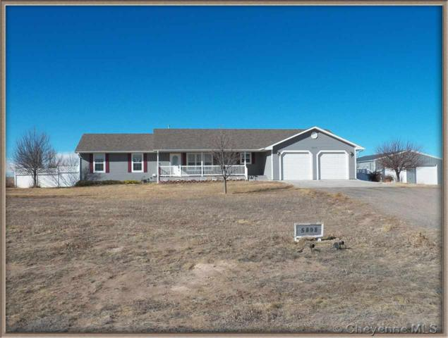 5898 Troyer Dr, Cheyenne, WY 82007 (MLS #70559) :: RE/MAX Capitol Properties