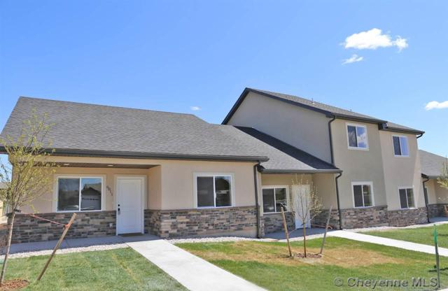 1014 Old Town Ln, Cheyenne, WY 82009 (MLS #71109) :: RE/MAX Capitol Properties