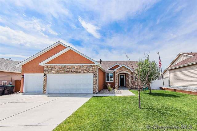 6509 Riverbend Road, Cheyenne, WY 82001 (MLS #82650) :: RE/MAX Capitol Properties