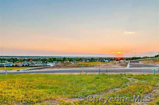 Block 1, Lot 6 Sunrise Hills Dr, Cheyenne, WY 82009 (MLS #62546) :: RE/MAX Capitol Properties