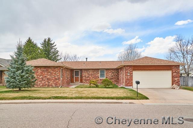 7008 Ranger Dr, Cheyenne, WY 82009 (MLS #67658) :: RE/MAX Capitol Properties