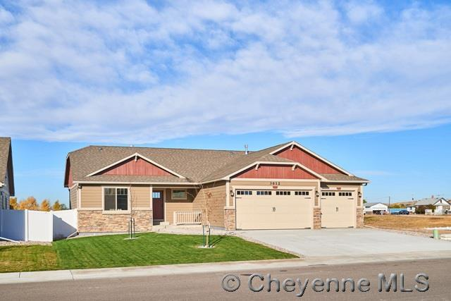 3519 Sowell St, Cheyenne, WY 82009 (MLS #67738) :: RE/MAX Capitol Properties