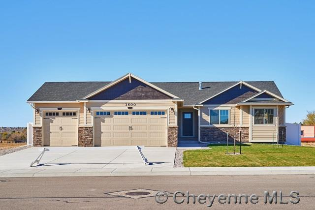 3600 Thomas Rd, Cheyenne, WY 82009 (MLS #67899) :: RE/MAX Capitol Properties