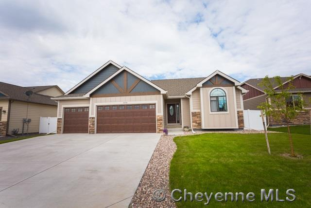 3608 Campfire Trail, Cheyenne, WY 82001 (MLS #68167) :: RE/MAX Capitol Properties