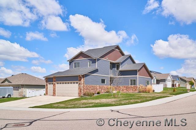 6924 Laramie St, Cheyenne, WY 82001 (MLS #68330) :: RE/MAX Capitol Properties