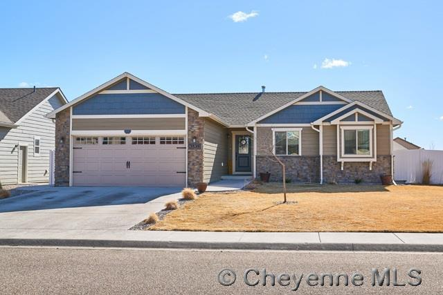 3539 Fire Side Dr, Cheyenne, WY 82001 (MLS #68417) :: RE/MAX Capitol Properties
