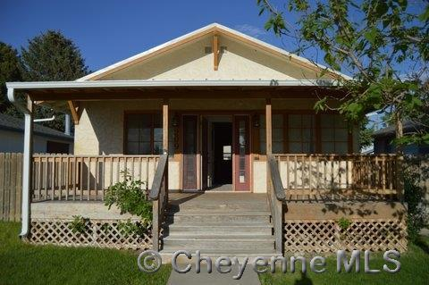209 Leiter Ave, Lingle, WY 82223 (MLS #68459) :: RE/MAX Capitol Properties
