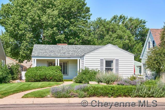3904 Reed Ave, Cheyenne, WY 82001 (MLS #68665) :: RE/MAX Capitol Properties