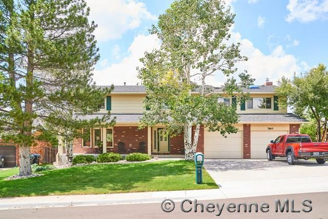 760 Ranger Dr, Cheyenne, WY 82009 (MLS #68672) :: RE/MAX Capitol Properties