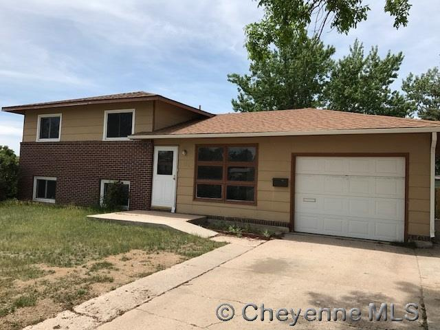 606 Cleveland Ave, Cheyenne, WY 82001 (MLS #68711) :: RE/MAX Capitol Properties